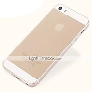 Transparente ultrafinos Voltar para o iPhone 5/5S