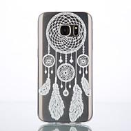 ultra-dunne 0,1 cm TPU grafische achterzijde voor Samsung Galaxy S4 / S5 / S5 mini / s6 / s6 edge / S7 / S7 edge / S7 plus