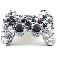 Wireless Joystick Bluetooth DualShock3 Sixaxis Rechargeable Controller gamepad for Sony PS3