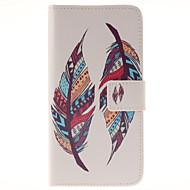 Mert Samsung Galaxy tok Kártyatartó / Állvánnyal / Flip / Minta / Mágneses Case Teljes védelem Case Toll Műbőr SamsungA7(2016) / A5(2016)