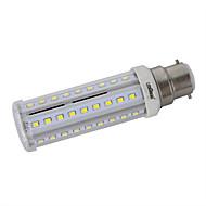 9W B22 Ampoules Maïs LED T 58PCS SMD 2835 100LM/W lm Blanc Chaud / Blanc Naturel Décorative AC 85-265 V 1 pièce