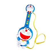 blå tegneserie formet musikkinstrumenter musikkinstrumenter leker for barna
