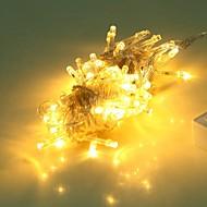 konge ro 30led ferie lys batteri utendørs vanntett string lys (kl0004-rgb, hvit, varm hvit)
