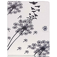 Dandelion Folio Leather Stand Cover Case With Stand for iPad 4/3/2