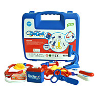 36pcs Doctor Play Medical Box Treating Pretend Play Toys DIY Toys Set