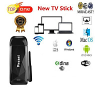 wecast mirascreen ota TV Stick dongle för Android iOS Windows OS lika bra som ezcast krom