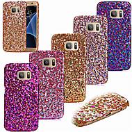 Diamond Bling Glitter Cover Case for Samsung S7/S7 Edge