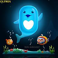kontrolowane piękne kreskówki tapety lampy oświetlenia awaryjnego doprowadziły lampka nocna dla dzieci pokój dekoracji domu (Wybór koloru)