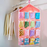 Charcoal Quilt Bag / Pouch