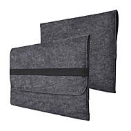 feutre de laine sac à manches longues avec éclaboussures air apple macbook 11 13 et MacBook Pro 13 15 avec la rétine