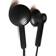 iriver IDP-550 auriculares de 3,5 mm para auriculares de sonido dinámico de música en estéreo oído para iPhone 6 / iPhone 6 más (blanco y