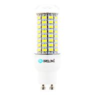 18W GU10 Ampoules Maïs LED T 89 SMD 5730 1800 lm Blanc Chaud / Blanc Froid AC 100-240 V 1 pièce