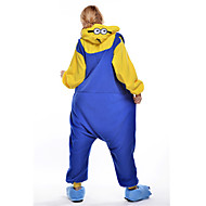 New Cosplay® Despicable Me Dava Polar Fleece Adult Kigurumi Pajama(without Shoes)