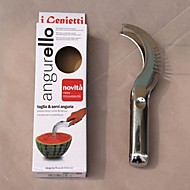 utensílios de ferramentas de aço inoxidável melancia slicer servidor cortador de corer colher