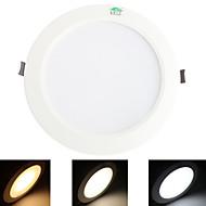 12W Luces de Techo 48 SMD 5730 1020 lm Blanco Cálido / Blanco Fresco / Blanco Natural Decorativa AC 85-265 V 1 pieza