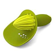 exprimidor de cítricos manual de cocina exprimidor de limón fruta de prensa Lelon color al azar
