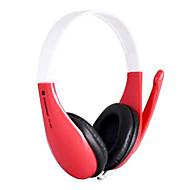 3.5mm liitin langallisia kuulokkeita (pääpanta) varten mediasoitin / tabletti | matkapuhelin | tietokone