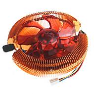 cpu do dissipador de calor de plataforma dupla compatível com Intel LGA775 amd / 754/1156 de desktop ventilador do processador cpu
