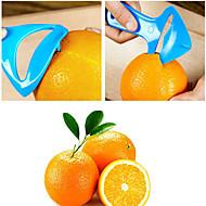 multifunctionele geopend oranje plastic apparaat oranje schillers willekeurige kleur