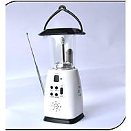 조명 LED손전등 / 랜턴 & 텐트 조명 LED 480 루멘 1 모드 LED AA / 리튬 배터리 충전식 / 응급 캠핑/등산/동굴탐험 / 여행 / 야외 ABS