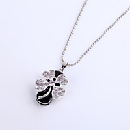 32GB Necklace Four Leaf Lucky Clover Jewelry USB 2.0 Rotatable Flash Memory Stick Drive U Disk ZP-03/ZP-22/ZP-24