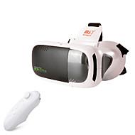 RITech 3d gözlük + bluetooth denetleyicisi beyaz vr sanal gerçeklik 3Plus