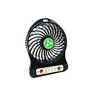 Strong Wind Mini Portable USB Fans with Rechargeable Battery (Assorted Colors)