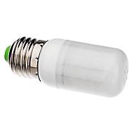 E14 / G9 / E26/E27 3W 48 SMD 3528 175 LM Warm White / Cool White T LED Corn Lights AC 220-240 / AC 110-130 V