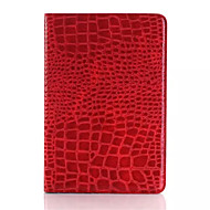 Fashion High Quality Slim Crocodile Leather Case for iPad Mini 3/2/1 Smart Cover With Stand Alligator Pattern Case