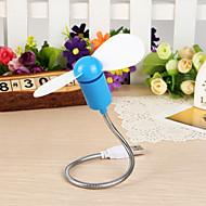 Snake USB Mini Fan Can Be Freely Bent