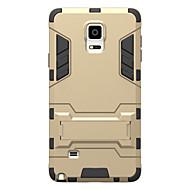 voor de Samsung Galaxy schokbestendig met standaard Cover Case armor harde pc samsung noot 5 noot 4