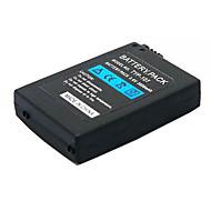 -Batterien und Ladegeräte-PSP 1000-Polykarbonat-Audio und Video-Mini