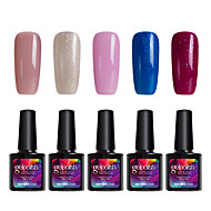 gelpolish nail art salon gel de polish de modelones tremper hors gel uv brillante couleur varnisn c109