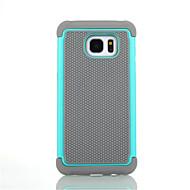 TPU + PC Samsung Galaxy S / série fotbal ftripes telefon pouzdro ochranný obal pro mobilní telefon