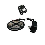 5M 150X5050 Smd Weiß geführtes Streifen-Licht-und Stecker-und AC110-240V zu Dc12V3A Transformer