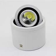 7W 700lm Surface Mount LED Ceiling Lights COB Downlight LED Track Light  AC85-265V