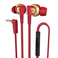 スポーツのための電子3lue eep915鉄の男有線インイヤーヘッドフォン