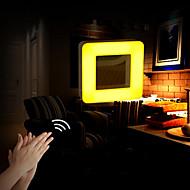 kreativ varm hvit sensor om babyen sove nattlys (assortert farge)