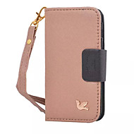 Retro Bird Leather Flip Case For Samsung Galaxy S6/S6Edge/S7/S7Edge Wallet Stand Card Holder With Mirror Strap Cover