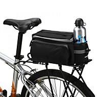 ROSWHEEL Sac de Vélo 13LSac de Porte-Bagage/Double Sacoche de Vélo Sac à bandoulière Sacs de Porte-BagageEtanche Résistant aux Chocs