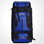 90 L Zaini da escursionismo / Zaini Laptop / Organizzatore di viaggio / zaino / Zaino per escursioni Campeggio e hiking / Scalata / Viaggi
