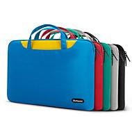 POFOKO® 13.3/14 Inch Waterproof Oxford Fabric Laptop Sleeve Green/Black/Blue/Gray