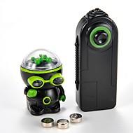 YQ® YQ88191B-2 رجل الالي الأشعة تحت الحمراء الحديث / التحكم في الصوت لعب شخصيات معروفة و Playsets