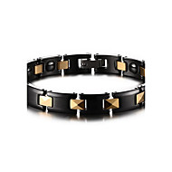 Unisex Jewelry Health Care Black Ceramic Magnetic Therapy Bracelet Fashion Gift Jewelry