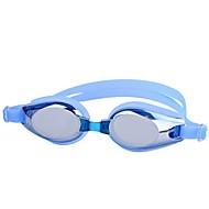 YS Úszás Goggles Uniszex Páramentesítő / Vízálló / Törhetetlen Ipari gyanta PC Szürke / Fekete / Kék / Világos rózsaszín N/A