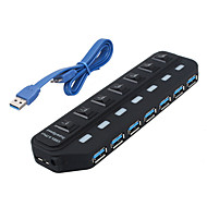 USB 3.0 7 porte / interfaccia hub USB inseribile separatamente 15.8 * 45 * 2