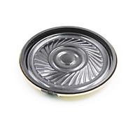 8ohm 0,5 W 35mm diy speaker - brons + zwart