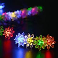 King Ro 10 M 60LED Dip LED Warm White / Hvid / RGB / Tilfældig FarveVandtæt / Chippable / Dæmpbar / Genopladelig / Koblingsbar / Passer