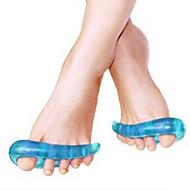 Láb Támogatás Kézi Akupresszúra Csökkenti a lábfájdalmat Időzítés Szilikon