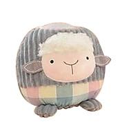 灰色の羊パットランプ常夜灯電池乳児の睡眠常夜灯